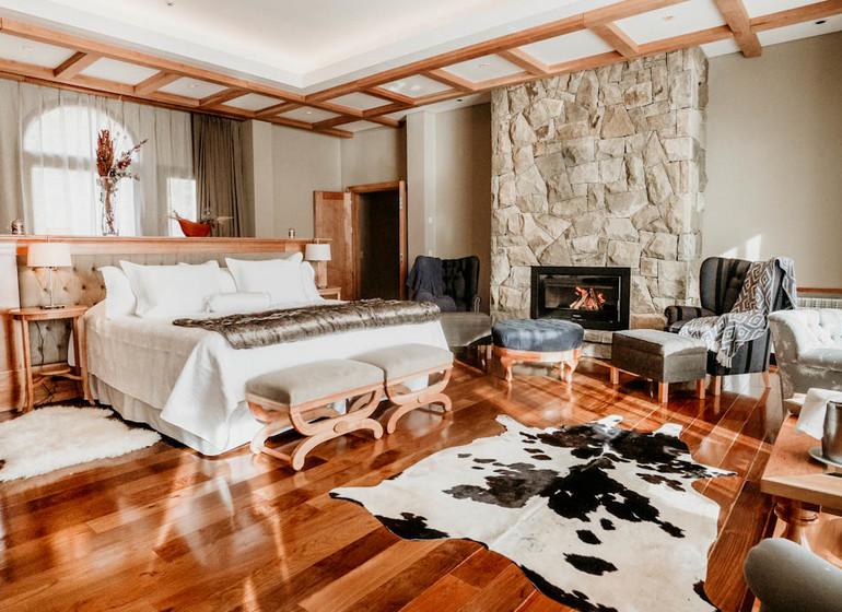 Argentine Voyage Lago Nahuel Huapi Villa Beluno Suite II