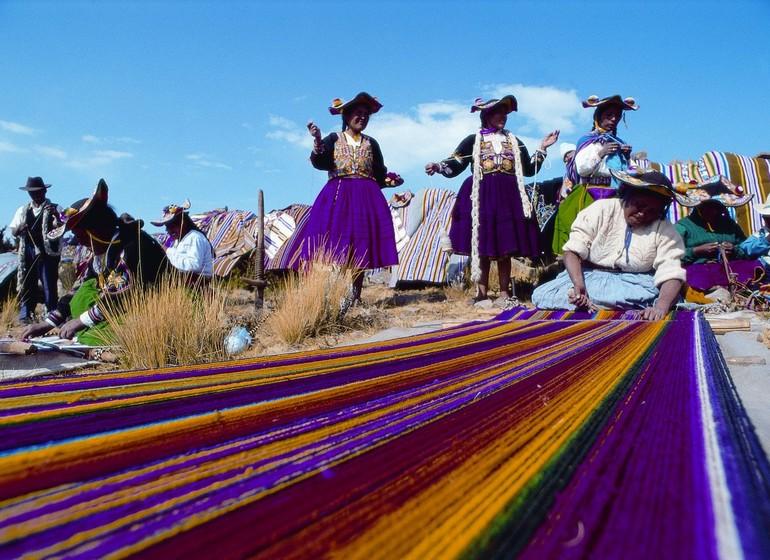 Pérou Voyage Titicaca