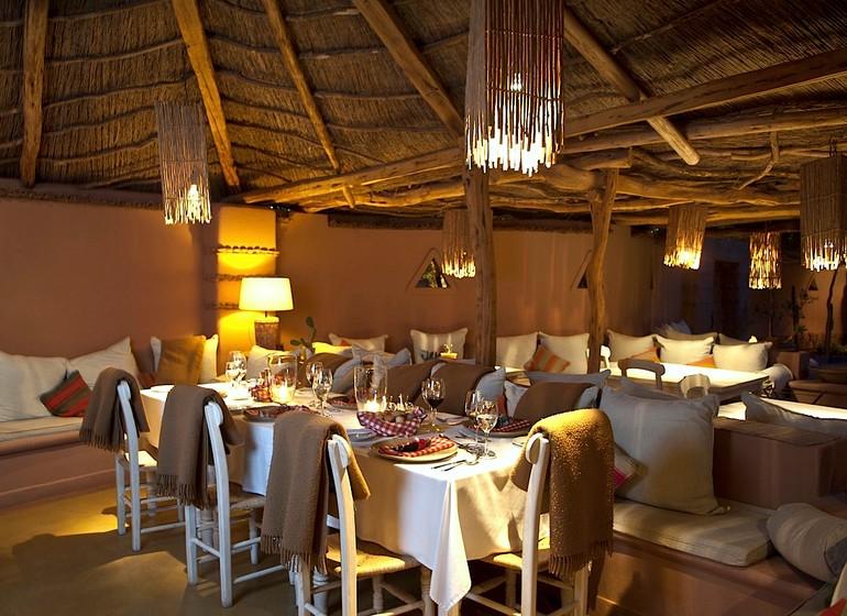 Chili Voyage Awasi Atacama restaurant II