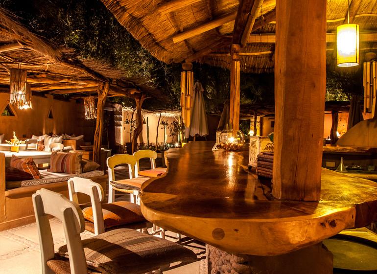 Chili Voyage Awasi Atacama restaurant I