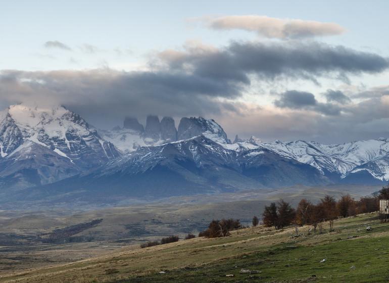 Chili Voyage Awasi Patagonia vue