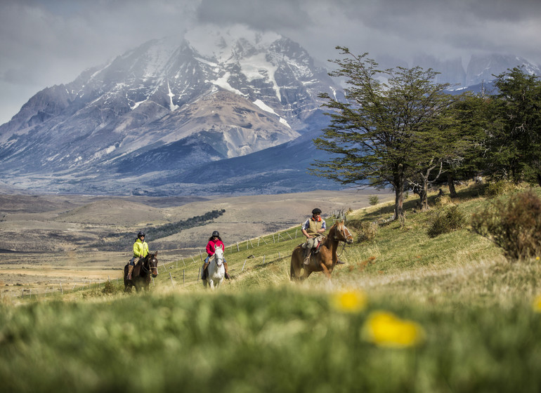 Chili Voyage Awasi Patagonia à cheval