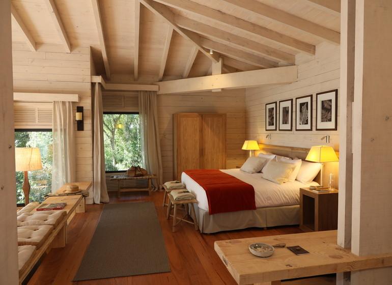Argentine Voyage Iguazu Awasi Lodge suite