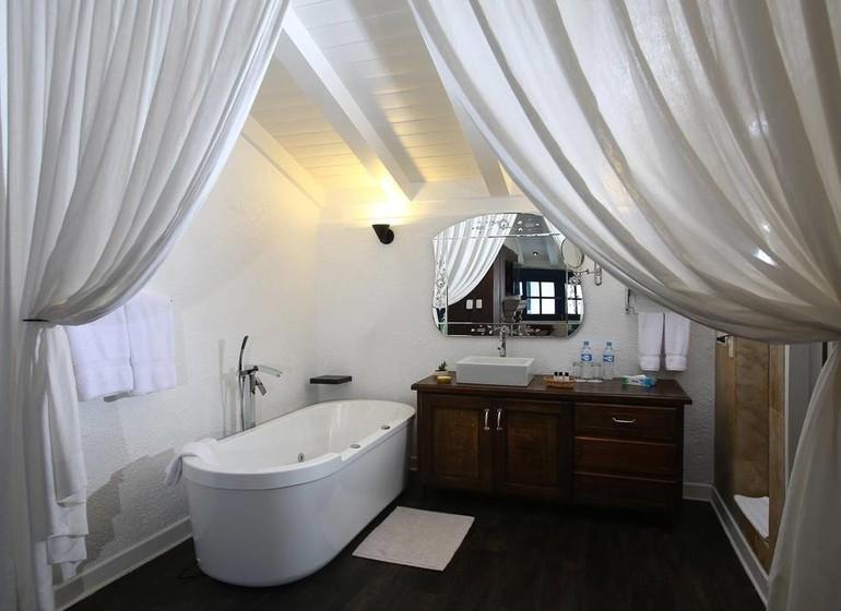 Pérou Voyage Cusco Mercado Tunqui salle de bains