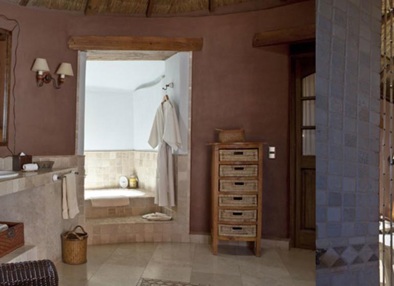 Chili Voyage Awasi Atacama suite double III avec salle de bains