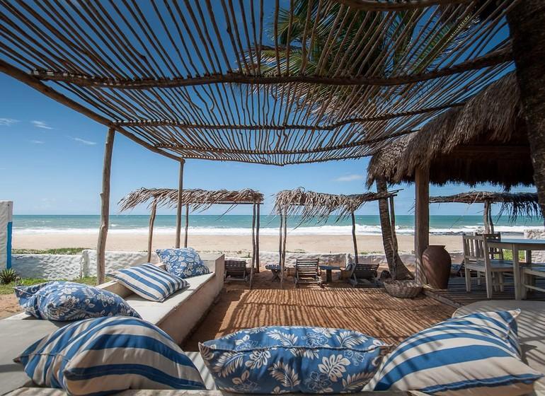Brésil Voyage Pipa Toca da Coruja praia de Minas