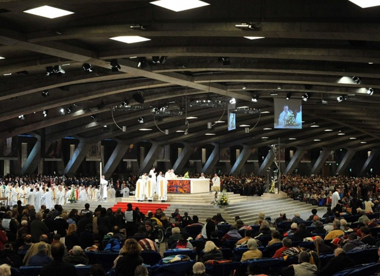 Pèlerinage  du Rosaire : Lourdes - 3 au 10 octobre 2021