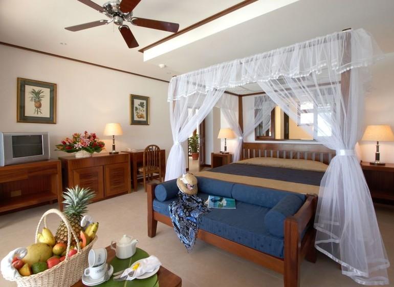 Hotel Le Domaine de la Reserve, Praslin, Seychelles