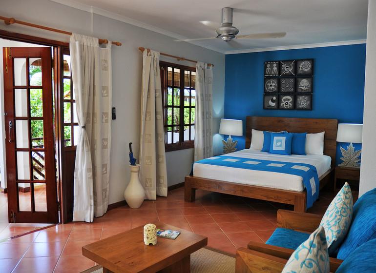 Hotel Villas de Mer, Praslin, Seychelles