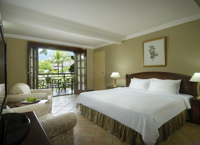 Hotel Berjaya Beauvallon, Mahe, Seychelles