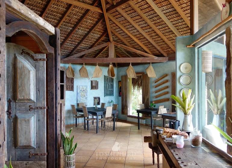 Brésil Voyage Marau Butterlfy House restaurant