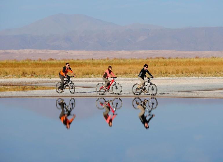 Chili Voyage Explora Atacama excursion en VTT