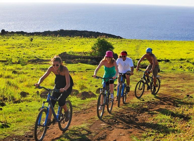 Chili Voyage Explora Rapa Nui excursion VTT