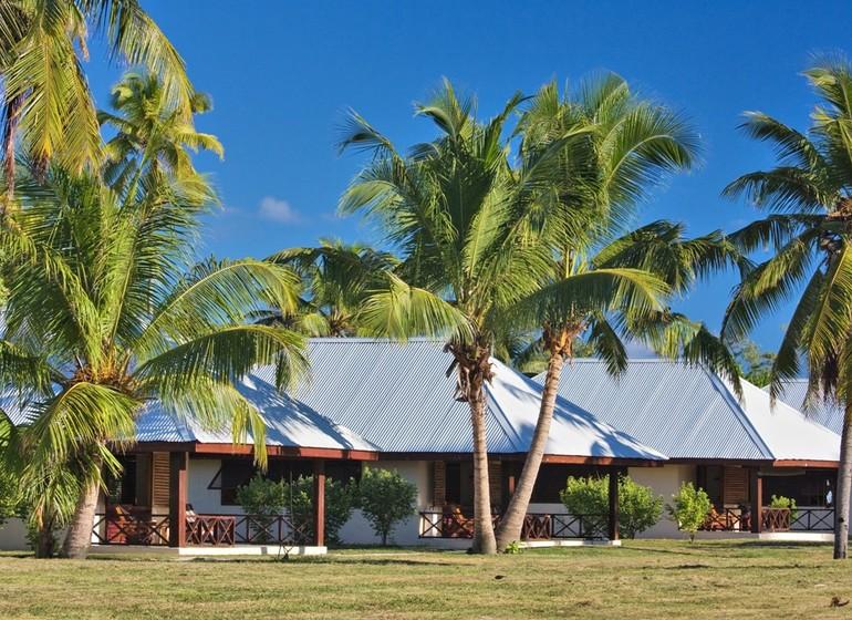Hotel Bird Island Lodge, Seychelles