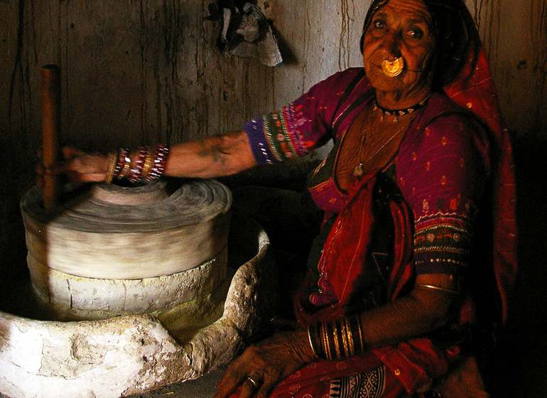 Trésors du Gujarat