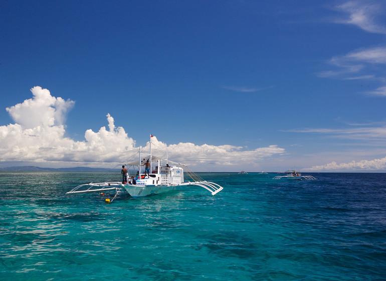 Asie voyage philippines bohol anda