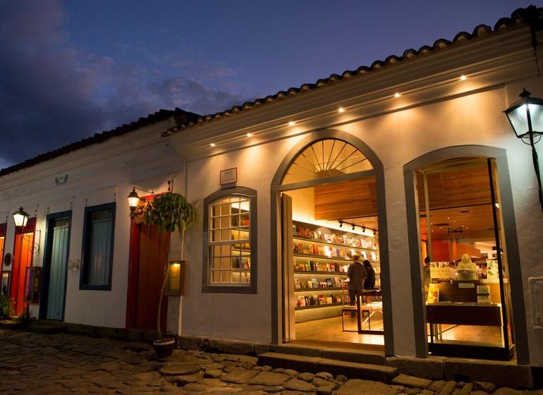 Brésil Voyage Paraty Pousada Literaria boutique Rua do Comercio