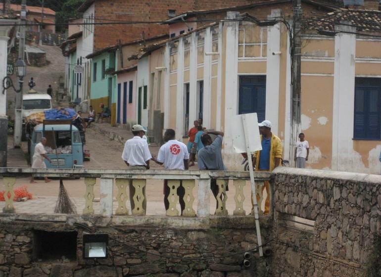 Brésil Voyage Lençois Bahía