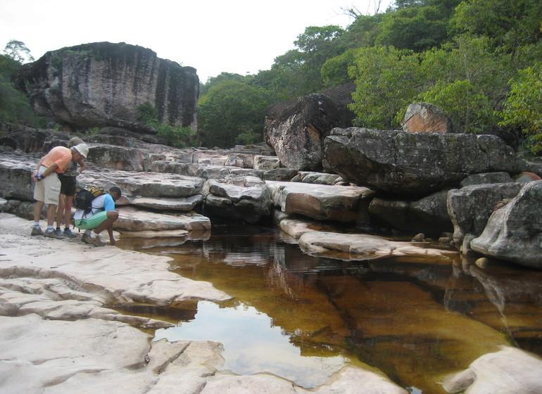 Brésil Voyage Chapada Diamantina randonnée