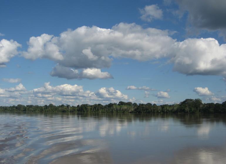Pérou Voyage Amazonie Nord du Pérou ambiance rivière