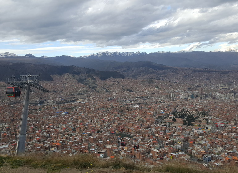 Bolivie Voyage La Paz