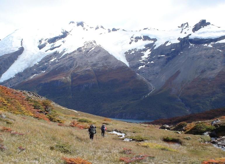 Argentine Voyage Patagonie Aguas Arriba Lodge randonnée
