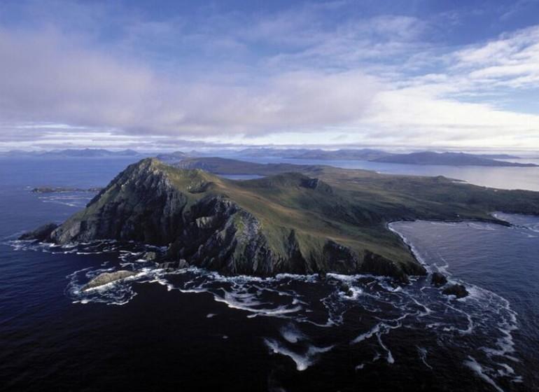 Voyage Argentine Cap Horn vue du ciel II