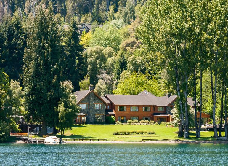 Argentine Voyage Lago Huapi Hosteria Escondida