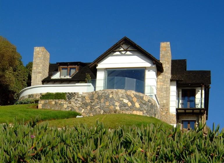 Voyage Chili Casa Doca Hotel de l'extérieur