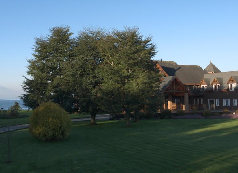 Chile Voyage Casa Molino maison avec jardin