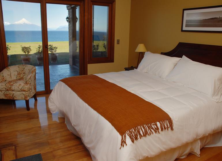 Chile Voyage Casa Molino chambre double I