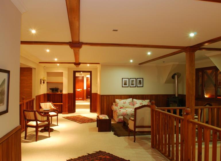 Chile Voyage Casa Molino casa interior