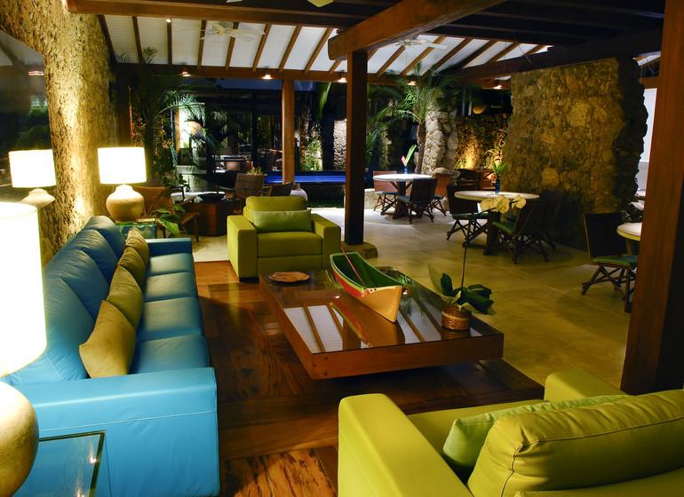 Brésil Voyage Paraty Casa Turquesa séjour