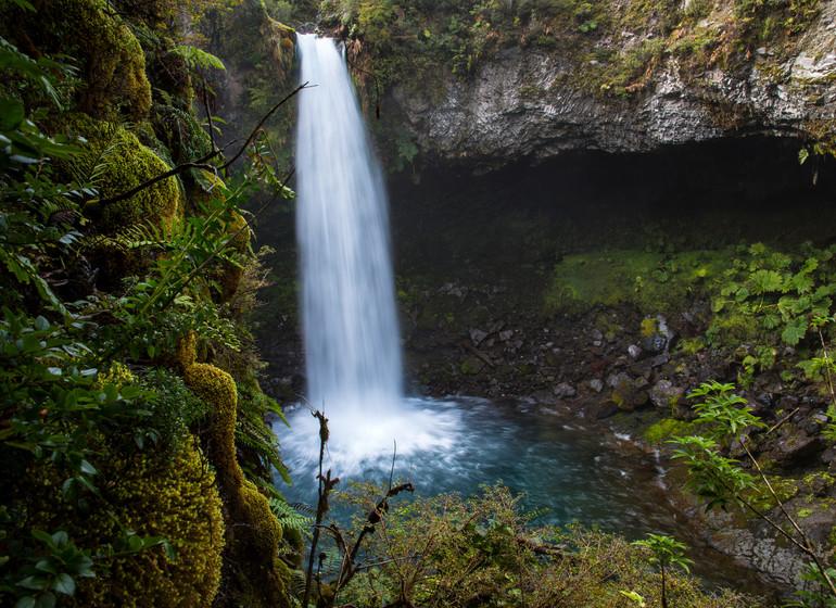 Chili Voyage Futangue Parc cascade