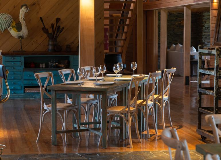Chili Voyage Futangue Parc salle à manger