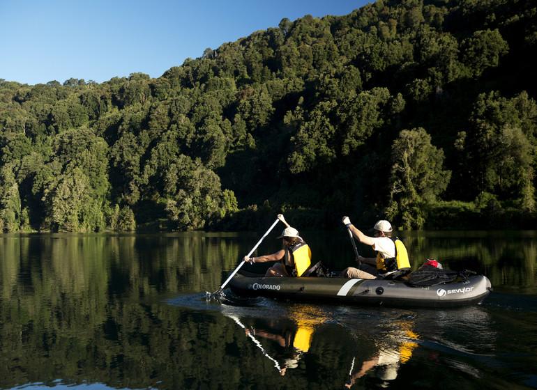 Chili Voyage Futangue Parc kayak