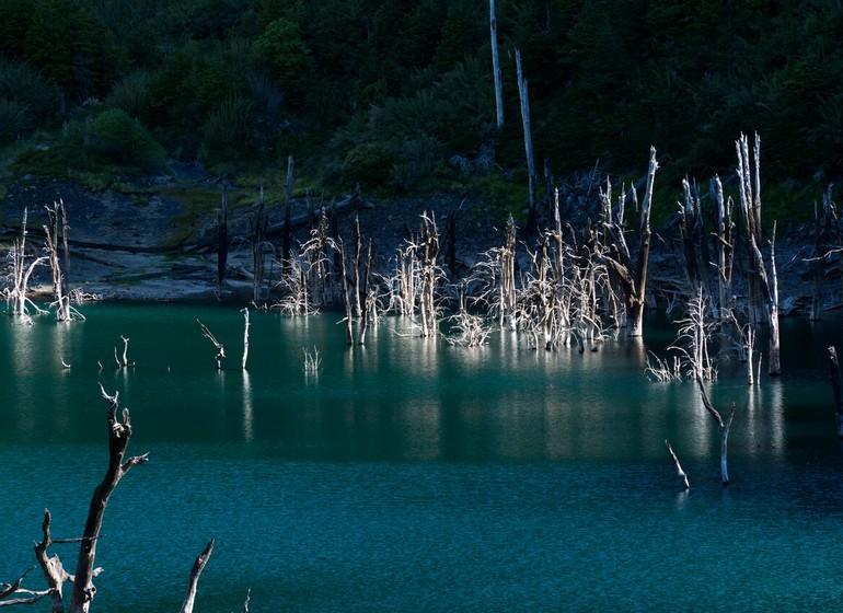 Chili Voyage Futangue Parc lac