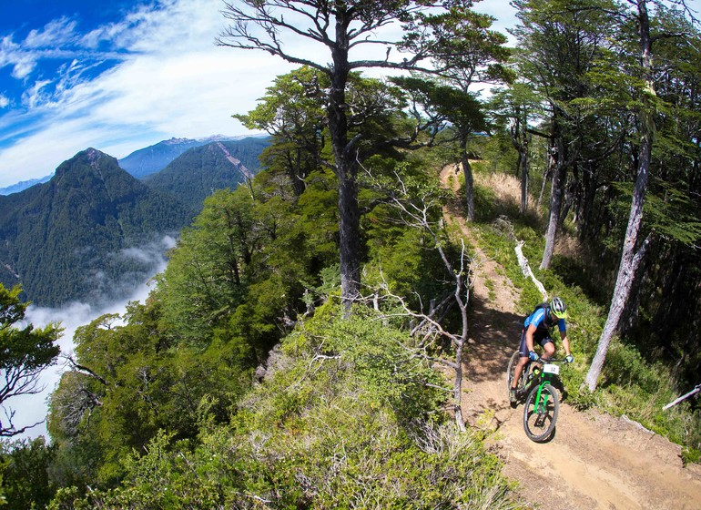 Chili Voyage Futangue Parc VTT