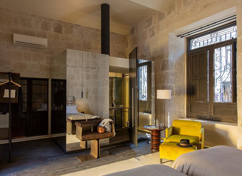Pérou Voyage Cirqa hotel Arequipa suite II