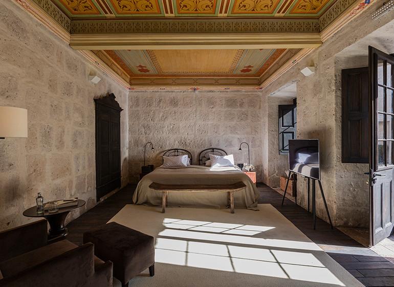 Pérou Voyage Cirqa hotel Arequipa suite III