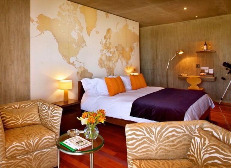 Argentine Voyage Mendoza Entre Cielos chambre