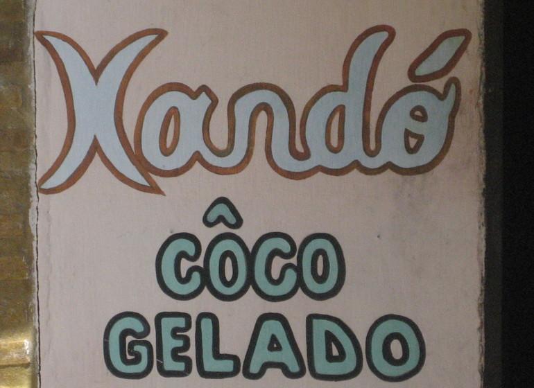 Brésil Voyage côco gelado