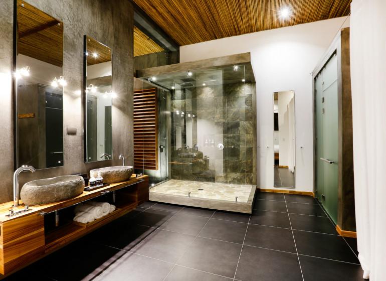 Costa Rica Voyage Kura Design Villas salle de bains