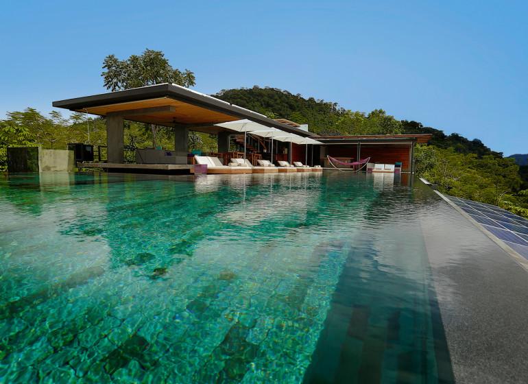 Costa Rica Voyage Kura Design Villas