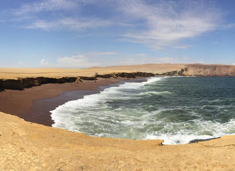 Pérou Voyage Côte Pacifique