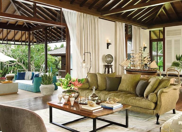 Hotel Four Seasons Resort, Mahe, Seychelles