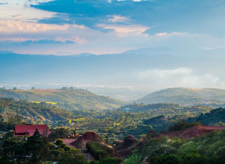 Costa Rica Voyage vallée centrale