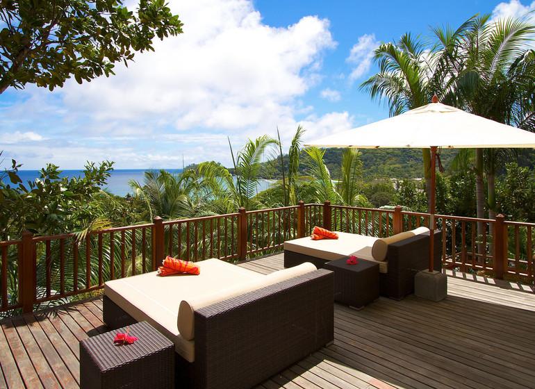 Hotel Valmer Resort, Mahe, Seychelles