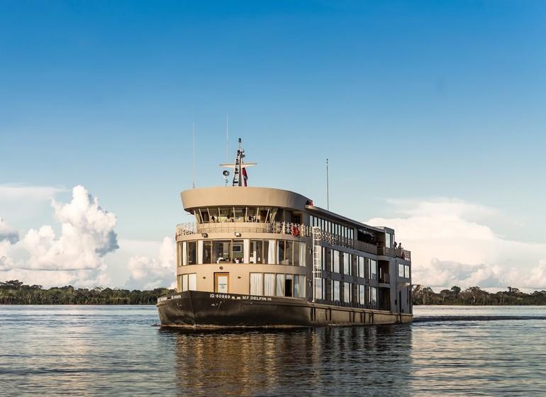 Croisière sur l'Amazone : Delfin III