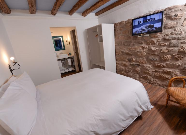 Pérou Voyage Cusco Quinta San Blas chambre standard